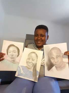 CUSTOM PENCIL DRAWINGS