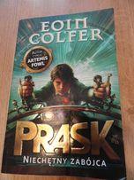"""Eoin Colfer - """"PRASK Niechętny zabójca"""" część 1"""