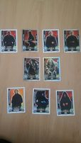 Okazja ! 9 Kart Star Wars Force Attax.