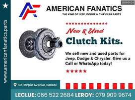 We Sell New _ Used Clutch Kit for JEEP - DODGE - CHRYSLER