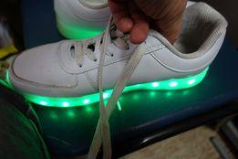 Светодиодные LED кросовки для радиолюбителей