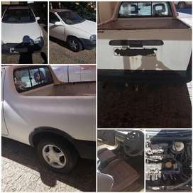 2000 OPEL CORSA UTILITY 1.6i STRIPPING FOR SPARES