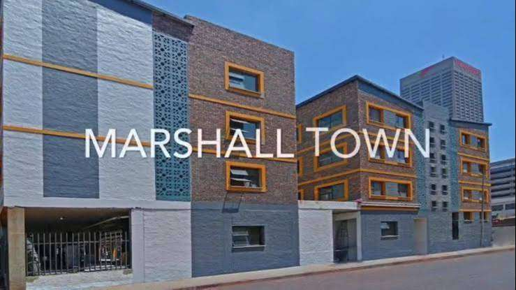 Looking for a roommate (Marshall Yards, 14 Delvers str, Marshalltown) 0