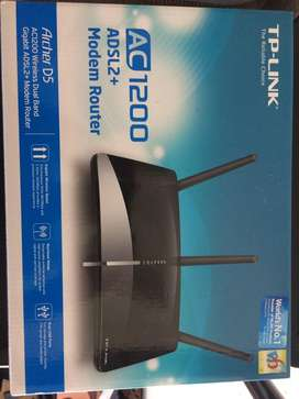 TP-Link Router (AC 12000)