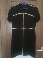 Sukienka czarna Mango