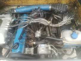 Vw 2.5L Microbus engine and gearbox for sale