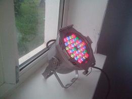 LED прожектор COEMAR ParLite Led ETL silver IP65
