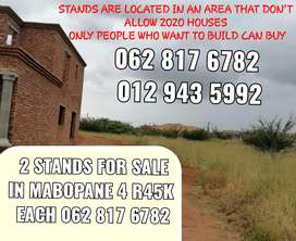 Stand for sale in mabopane