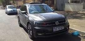 Vw Tiguan 2.0 TDI Automatic Sunroof