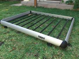 Thule Load and go Aluminiom  Roofrack mount Caryer 3300