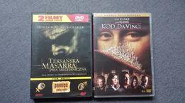 Zestaw kultowych filmów na DVD - OKAZJA !