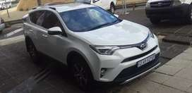 TOYOTA RAV 4 ,1.6 SUV AUTOMATIC,2017MODEL in very good condition