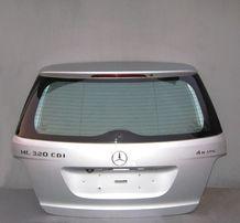 Ляда Mercedes ML 164 задняя дверь Мерседес МЛ 164 Разборка запчасти