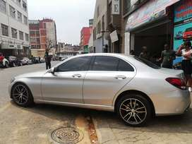 Mercedes Benz C180 AUTO 2018 Model for SELL