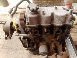 Chef spark engine and gearbox