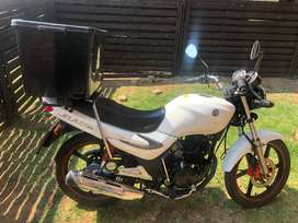 GREAT CONDITION! SYM XS200/BLAZE200 MOTORCYCLE FOR SALE! R17999
