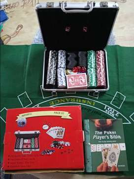 Proffessional Poker Set