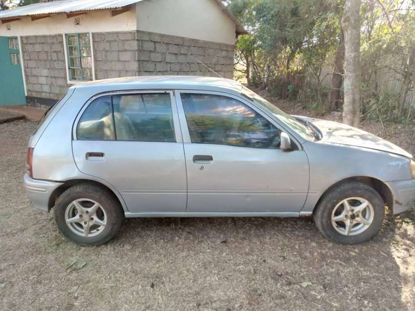 Toyota starlet in good condition 0