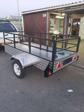 Good condition trailer(home build) have invoices