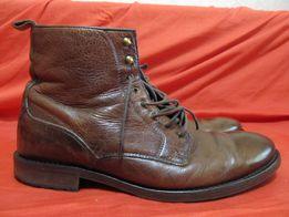 ботинки Zara men,кожа