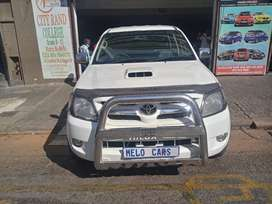 Toyota hilux raider 3.0 d4d model 2008 mileage 129000
