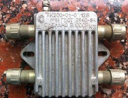 Коммутатор транзисторный ТК 200-01-0