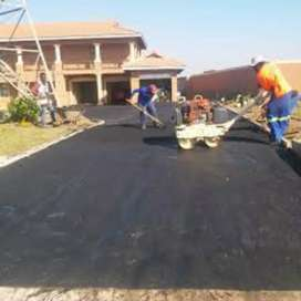Tar surface, parking Bays, Driveways & Paving