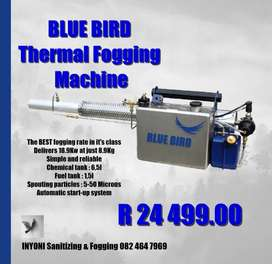 BLUE BIRD Thermal Fogging Machine - Now In Stock...
