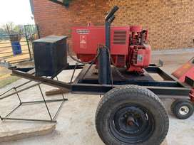 Lincold Arc Welder and Generator