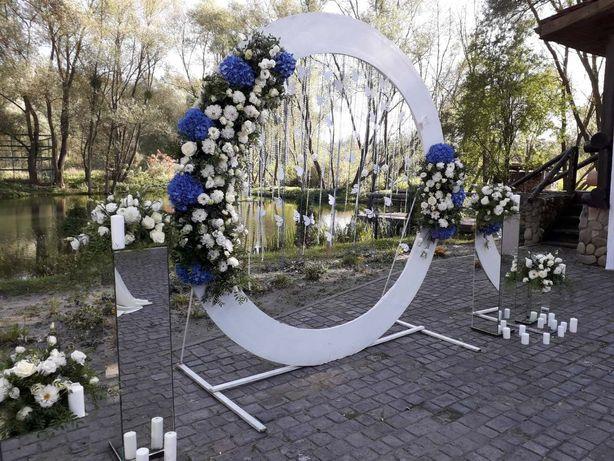 Весільні декори, живі квіти Львов - изображение 7