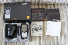 Nokia 2610 z ładowarką do UK