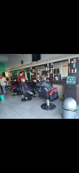 Hair salon shop