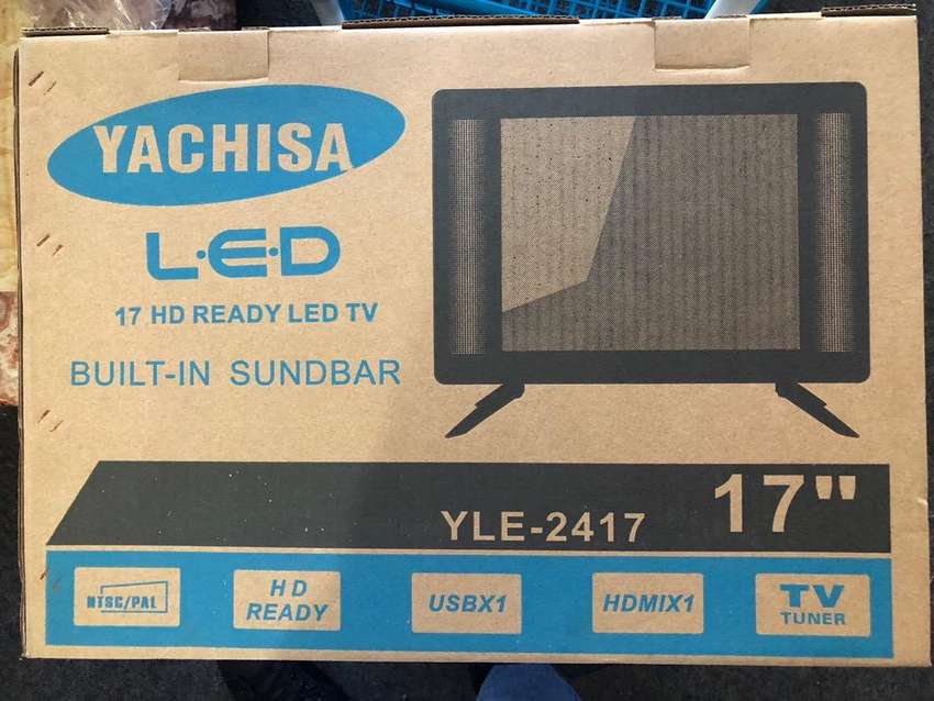 YACHISA 17inch LED(Special Price) 0