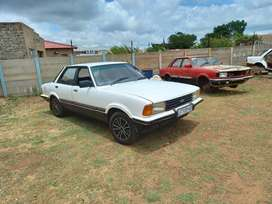 Ford cortina xr6 accident damaged