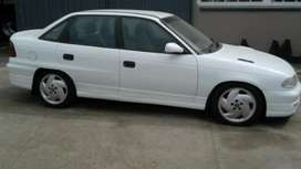 I'm looking for a Opel Astra F shell