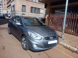 Hyundai accent 2017 with full service history
