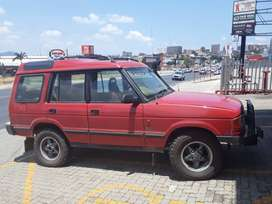 Land Rover Discovery 300 TDI 2.5 1995