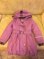 Зимнее пальто Ленне (Lenne) 116 см