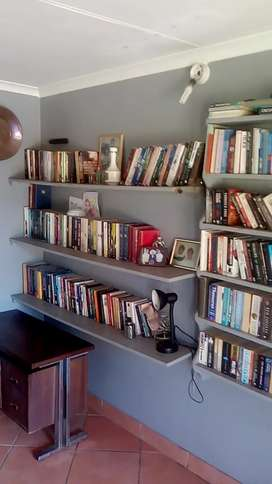 The Boer war and a wide variety of books by different authors