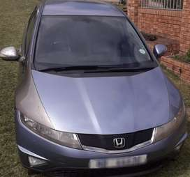 Honda civic 2009 5dr 2.2 cdti (turbo diesel)