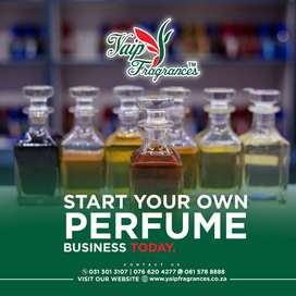 Start your own fragrace business TODAY!!!