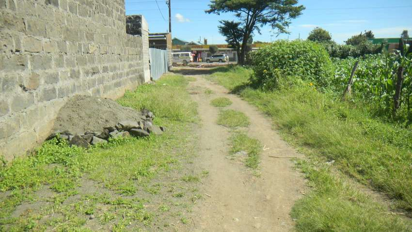 Commercial Plot on sale Nakuru Lanet 0