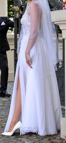 Suknia ślubna Chełm - image 8