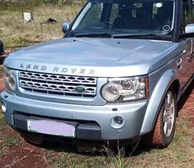 Land Rover Used Spares - Discovery 4 Front bumper for sale