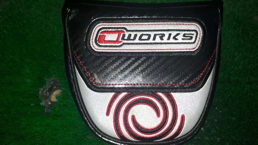 ODYSSEY putter cover 0