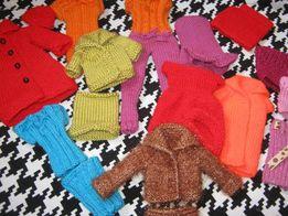 Вещи для куклы Барби. В наличии и под заказ