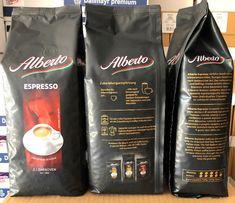 Кофе в зернах Alberto Espresso. 1кг. Германия. Опт и розница