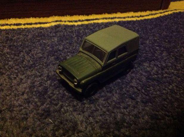 1/43 модели производства СССР