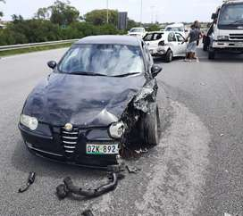 Selling car as is accident damage
