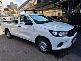 TOYOTA HILUX GD6 2017